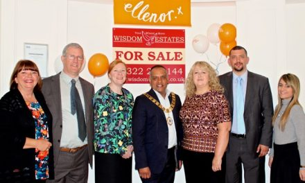 Helping Those Who Help Others:   Wisdom Estates are proud to support ellenor