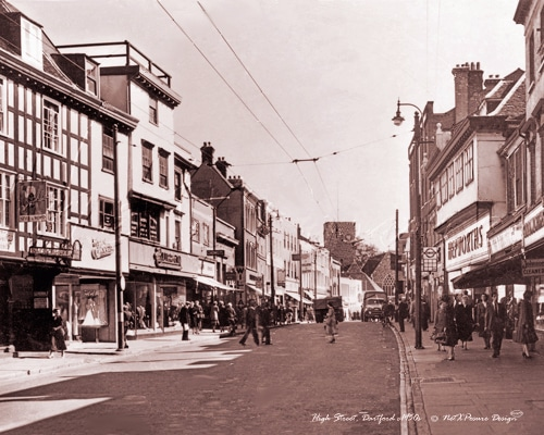 Dartford High Street