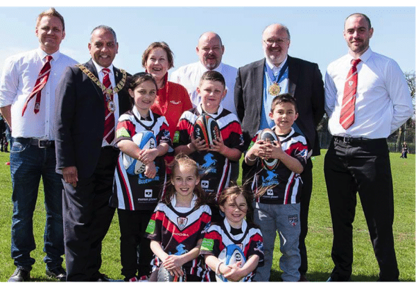 Exciting times for Dartford's only Rugby Club – Dartford Valley RFC