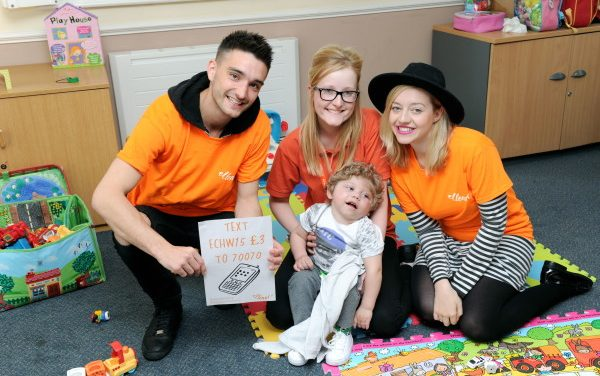 Chart-topping pop star pledges support to Kent charity