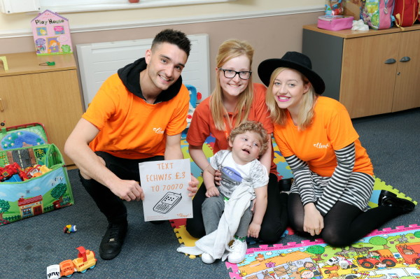 Tom Parker - The Wanted - ellenor Hospice