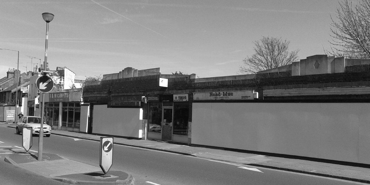Lowfield Street by Steve Keene