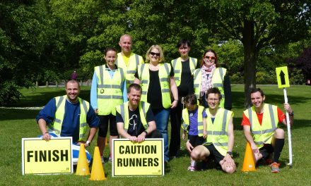 1st Anniversary of Dartford parkrun