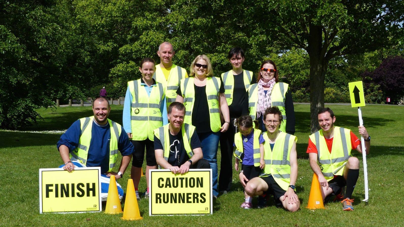 Dartford parkrun - Volunteers