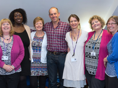 ellenor hospice - Phil Spencer