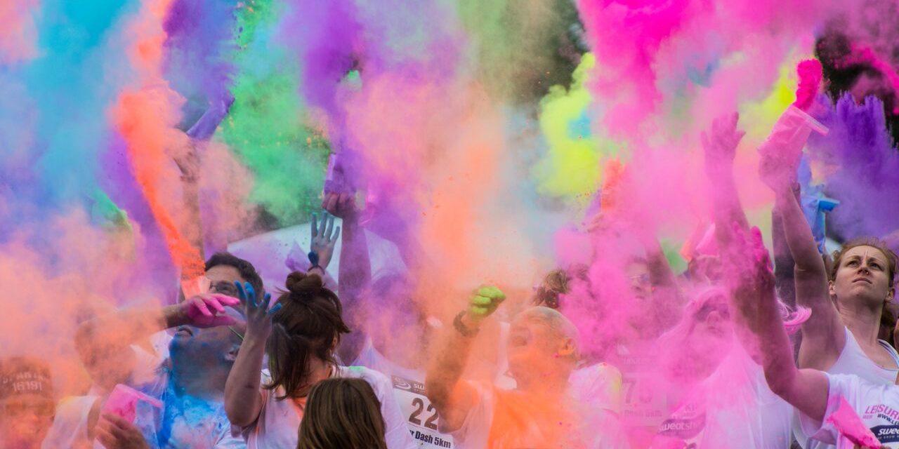 Parents Consortium Colour Run 2015