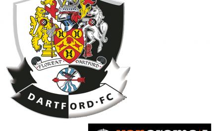 Dartford FC Fixtures 15/16