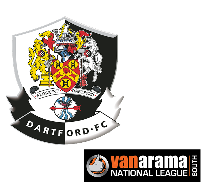 Dartford FC Fixtures 15/16