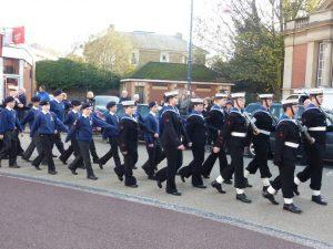 Dartford and Crayford Sea Cadets