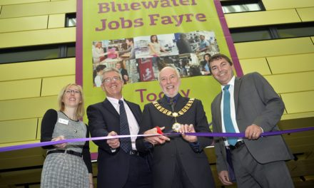 BLUEWATER CELEBRATES RECORD ATTENDANCE AT JOBS FAYRE