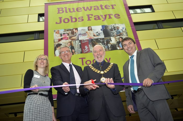 BLUEWATER JOBS FAYRE