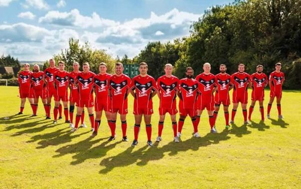 Bluewater extends and increases DVRFC sponsorship for 2017