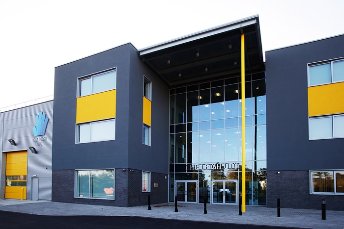 Dartford's new UTC achieves 100% environmental record