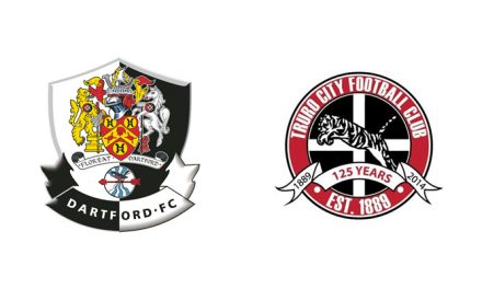 Dartford FC 0 v 1 Truro City