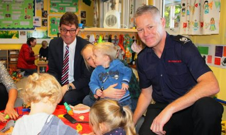 Kent fire and health services join up for home safety