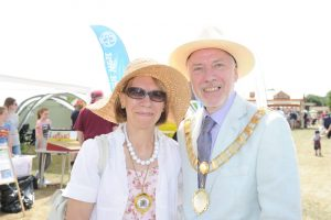 Mayor and Mayoress of Dartford