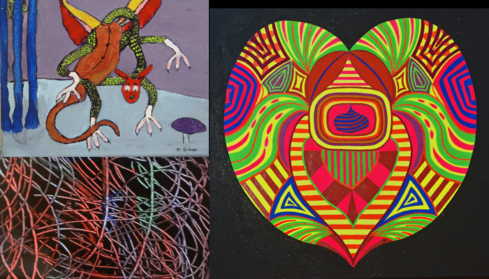 Centrepieces Annual Art Auction, Saturday 14 November 2015