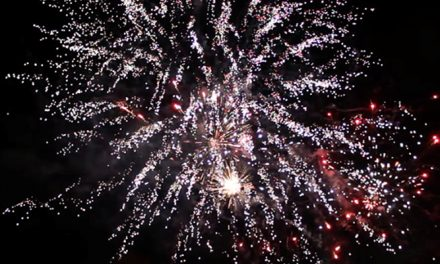 Record Dartford Fireworks Night