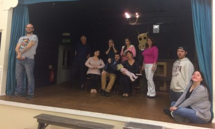 "Local Amateur Dramatic Group Brings the Comedy Play ""The Flint Street Nativity"" to the Dartford Stage"