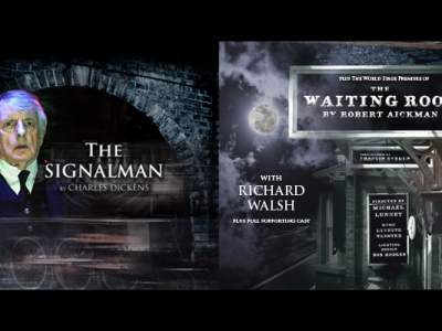 The Signalman and The Waiting Room - Orchard Theatre