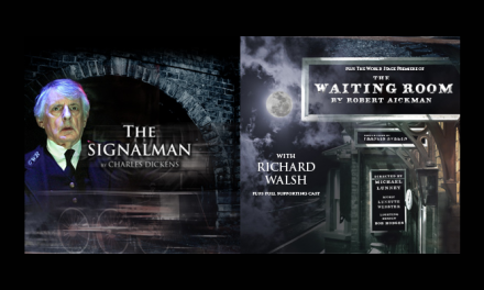 THE SIGNALMAN & THE WAITING ROOM Review – by Richey Estcourt