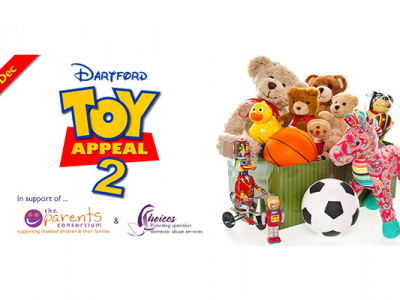 Dartford Living Toy Appeal