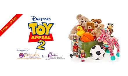 Dartford Toy Appeal 2