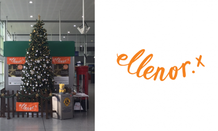 Remember a loved one and support ellenor at Ebbsfleet Station this Christmas