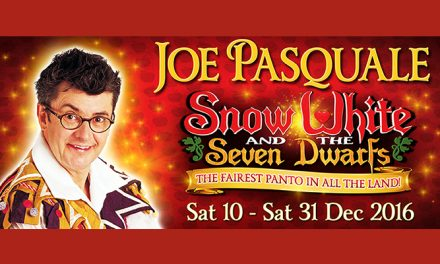 MIRROR, MIRROR, ON THE WALL, DON'T MISS THE FAIREST PANTOMIME OF THEM ALL!