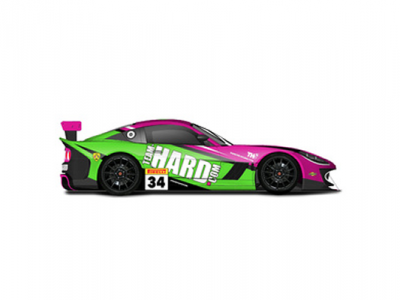 Team Hard - British GT4
