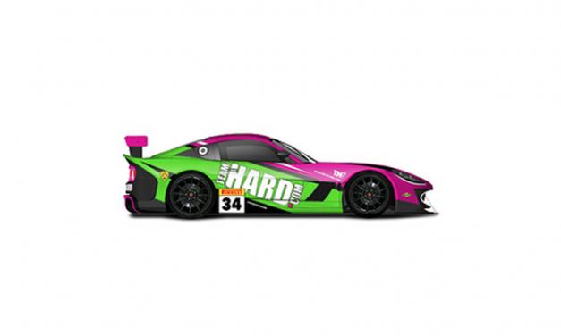 Local Motorsport team commits to British GT4 Championship