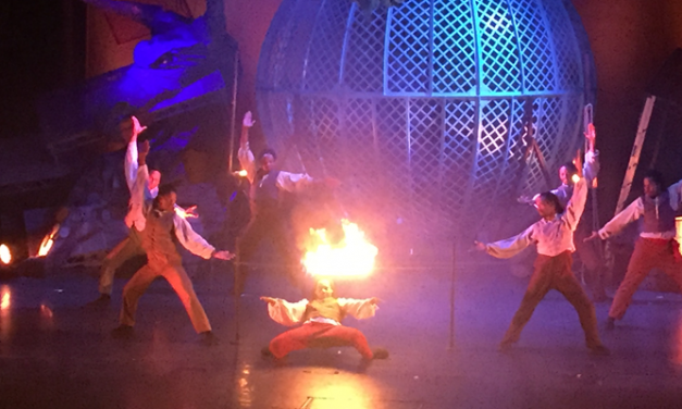 Cirque Berserk at the Orchard Theatre: Review