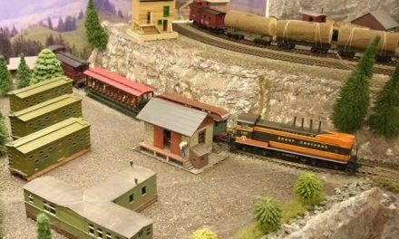 Longfield Model Railway Exhibition – January 2016