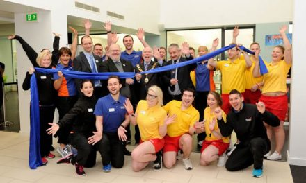 A busy opening weekend for Fairfield as Dartford's new sports and leisure facility opens its doors