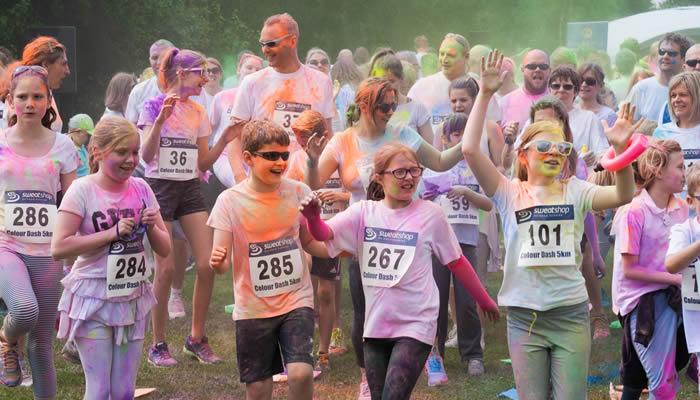 Colour Dash – The Parents Consortium