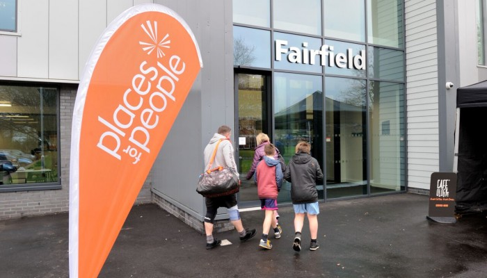 fairfield leisure centre
