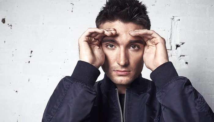 Tom Parker – star of The Jump – says you are 'wanted' at  ellenor's first Colour Run