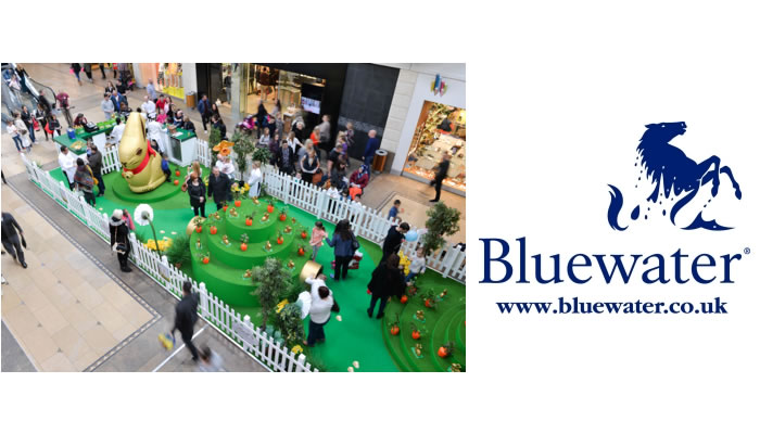 BLUEWATER INVITES FAMILIES TO HAVE   A CRACKING TIME THIS EASTER
