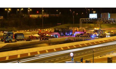 Abnormal loads to use Dartford Crossing