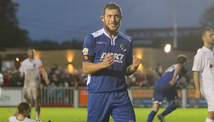 DARTFORD FC TO HOST RYAN HAYES TESTIMONIAL YEAR