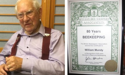 80 YEARS OF BEEKEEPING