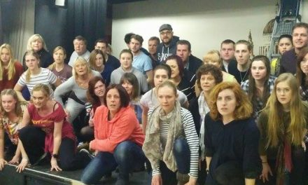 Local Society celebrates Sondheim sell-out