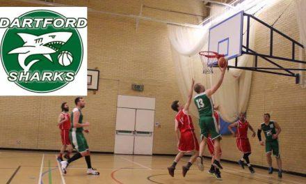 Dartford Sharks Basketball Club  Medway League Winners