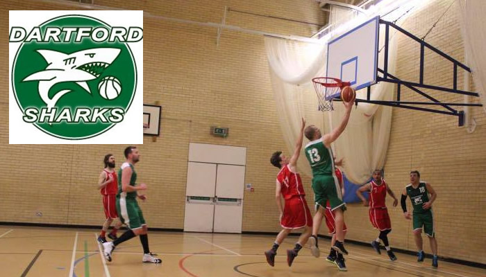 Dartford Sharks Basketball Club  Medway League Winners