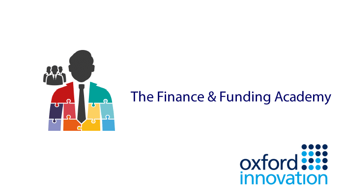 Oxford Innovation launches The Funding Academy