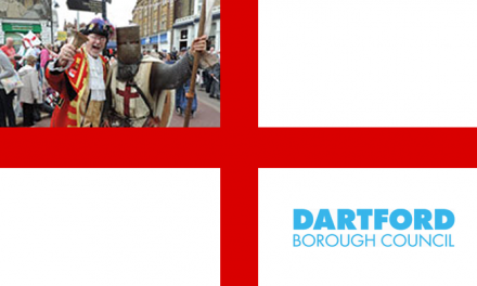 St George's Day In Dartford
