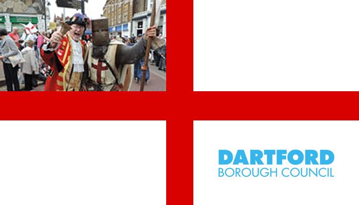 St George's Day In Dartford