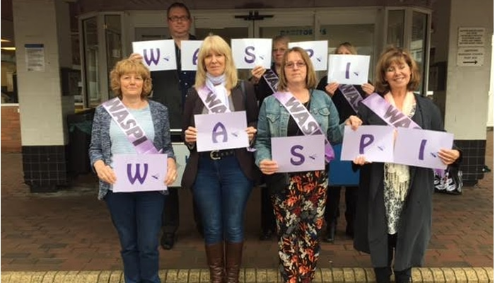 Women Against State Pension Inequality (WASPI)