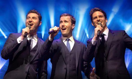 Brit Award Winners Blake bring new show to Dartford
