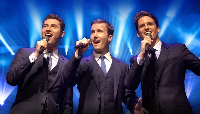 Brit Award Winners Blake bring new show to Dartford